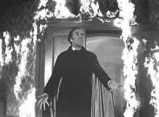 Satanic Rites Of Dracula 02 Metal Sign A4 12x8 Aluminium