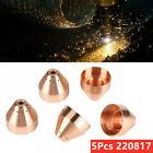 5pcs 220817 Plasma Consumables Shield 85A for 65/85/105 Newest