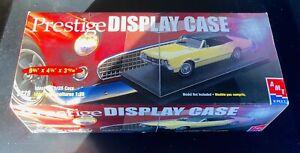 🏁 AMT/ERTL Prestige Display Case For 1:25 Scale Model Cars 🏁