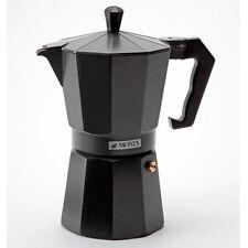 Cafetera 3 tazas Monix vitro Noir