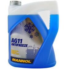 Mannol AG11 5L Kühlerfrostschutz - Blau (MN4011-5)