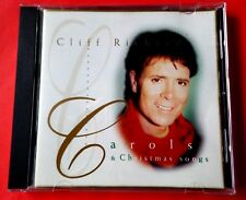 CLIFF RICHARD  -  CAROLS & CHRISTMAS SONGS   *RARE  1995 CD*  *NEAR MINT*