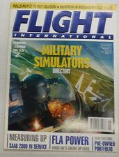 Flight International Magazine Military Simulators December 1994 FAL 060915R2
