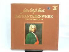 Bach Das Kantatenwerk Complete Cantatas #5 by Leonhardt-Consort BWV 17-20 SKW 5