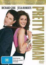 Pretty Woman DVD 15th Anniversary BRAND NEW Richard Gere Julia Roberts R4