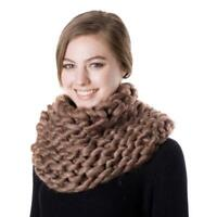 Women's Cable Knit Fashion Infinity Warm Scarf