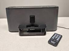 Sony Dream Machine ICF-C1IPMK2 Alarm Clock Radio iPod Dock
