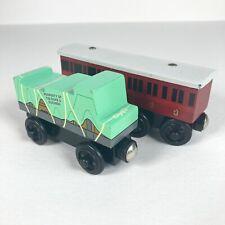 Thomas Wooden Train Duke & Duchess' Coach Furniture Car Magnetic Brio Compatible