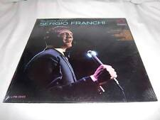 SERGIO FRANCHI-EXCITING VOICE OF-RCA LPM-2943 NEW SEALED LP