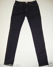 "BEAUTIFUL SASS&BIDE DARK BLUE DENIM HIGH RISE SKINNY JEANS 29 ""HULSEY STRUTTERS"""