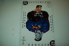 SUPERMAN TRADE PAPERBACK PLAY PRESS N.1-MAGGIO 2001 OTTIMO STATO!