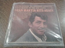 33 tours dean martin hits again you're nobody 'til somebody loves you