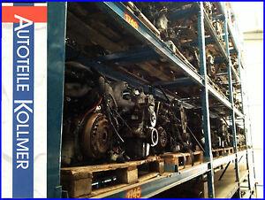 Motor Skoda Fabia 1,4/55kw EZ 07/2006 69.291 km BKY