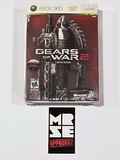 Gears of War 2 Limited Edition for Microsoft Xbox 360 Brand New Sealed GoW 2