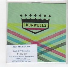 (FE129) The Dunwells, I Could Be A King - 2011 DJ CD