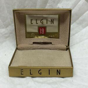 Vintage Elgin Case ONLY