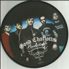 GOOD CHARLOTTE Predictable w/ ACOUSTIC PICTURE DISC UK 7 INCH VINYL USA Seller