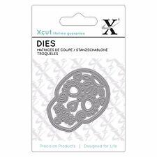 Xcut Mexican Skull Mini Die Cutter | Day of the Dead | UNIVERSAL Dies | C29