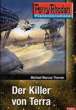 Perry Rhodan Planetenromane-Bd.14: Der Killer von Terra-Science Fiction Roman
