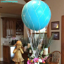 36 Inch Hot Air Balloon Net use with 36 Inch Balloon Great for Centerpiece