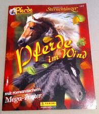 Leeralbum # Pferde im Wind # 2007 # PANINI # inkl.Bestellschein+Poster