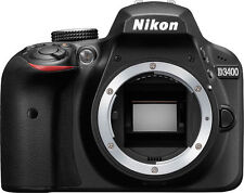 BRAND NEW Nikon D3400 24.2 MP Digital SLR Camera US Model Body Only