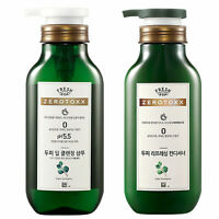 FRESH POP Eucalyptus Zerotoxx Scalp Deep Cleansing Shampoo Conditioner