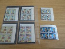 San Marino Disney 1970 set Block of 4 -MNH  - Ref SH11