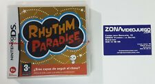 Rhythm Paradise, Nintendo Ds, Pal-Esp