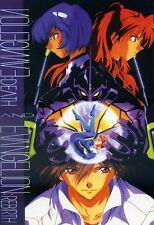 Neon Genesis Evangelion Ansichtskarte Zeichentrick Japan Anime Death and Rebirth