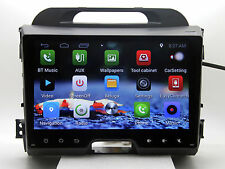 WiFi/3G Android OS Car Stereo Radio A2DP BT USB GPS Navigation For Kia Sportage