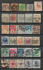 Denmark very old lot used, the skillings are not so nice, 16 sk. has a big thin