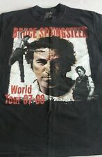 Bruce Springsteen & the E Street Band World Tour 07-08 Concert T-Shirt Large