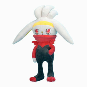 """New Sword and Shield Rabbit Rabifutto Raboot Plush Doll Toy 12"""" Cosplay New"""