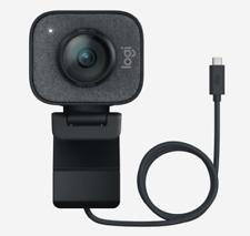 Logitech StreamCam Webcam 1080P - Graphite Skype/Streaming 960-001286 - NEW