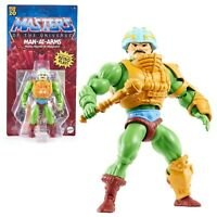 Masters of the Universe Origins Man-At-Arms MOTU Action Figure NIB - In Stock