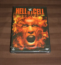 WWE: Hell in a Cell 2011 (DVD, 2011) BRAND NEW
