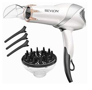 Revlon 1875W Infrared Heat Hair Dryer For Fast Drying