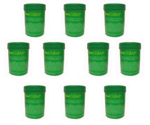 FibreCLEAR Soluble, no taste dietary fibre supplement 10 x 126g - keto / ketosis