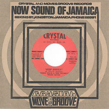 Bobby Ellis, Desmond Miles Seven - Step Softly -  Crystal / Dub Store Records