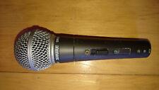 Shure SM58 Mikrofon, mit Schalter