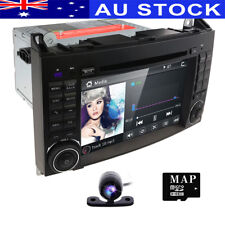 Car Stereo GPS Radio Mercedes A/B Class W169 W245 Sprinter Vito Viano VW Crafter