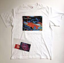 Supreme Yohji Yamamoto Car T-Shirt Bogo Boxlogo Yeezy Summer Tee Hoodie Gaultier