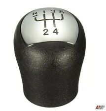 Fit For Renault Clio 2001 2002 2003 2004 2005 2006 Shift Stick Gear Knob Silver
