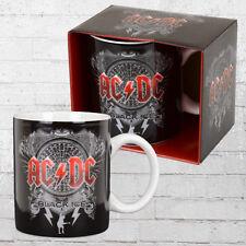 LOGOSHIRT Tazza di Caffè Mug AC-DC BLACK ICE Tazza da caffè nero tazza di caffè ACDC