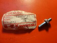 NOS NEW OEM FACTORY KAWASAKI KZ1300 ZN1300 VACUUM BOLT 92001-1143