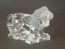 Beyer Crystal Lion Bleikkristall 24% Bavaria Germany