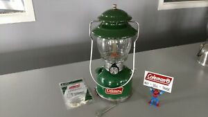 Coleman Lantern 200A With Parts Safe 12/1981