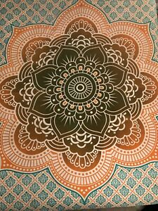 Kavita Prints Mandala Tapestry