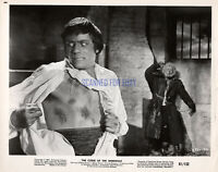 CURSE OF THE WEREWOLF TWO ORIGINAL 1961 8X10S OLIVER REED HAMMER FILMS CLASSIC